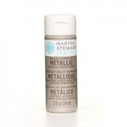 Martha Stewart • Verf 59ml metallic Champagne