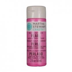 Martha Stewart • Pearl verf 59ml Streamer