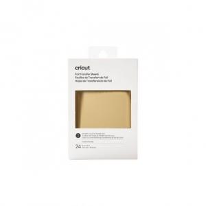 Cricut Transfer Foil Sheets Gold 10x15cm (24pcs)