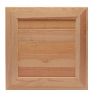 Vaessen Creative • Wandpaneel hout binnenmaat 33x33 cm