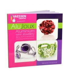 Vaessen Creative • Boek alu-deco Bijoux AluJoux