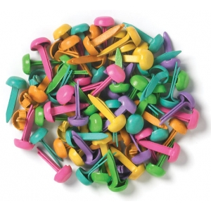 Doodlebug Design Bright Mini Brads (100pcs)