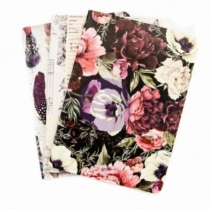 Prima Marketing Midnight Garden Personal Notebook Inserts