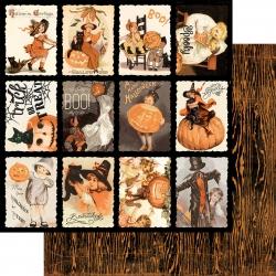 Authentique Masquerade 6x6 Inch Paper Pad (MQR010)