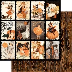 Authentique Masquerade 6x6 Inch Paper Pad