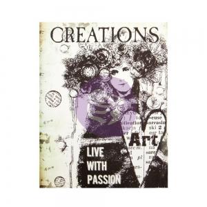 Finnabair Art Daily Planner Booklet Creations