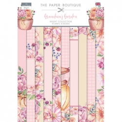 Paper Boutique • Grandma's garden insert collection