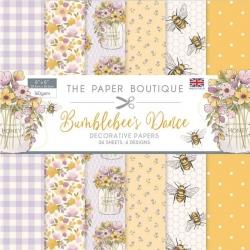 Paper Boutique • Bumblebee's Dance paper pad
