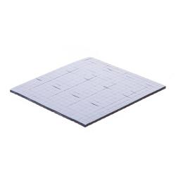 Aurelie 3D Foam Pad Black 5x5x3 mm