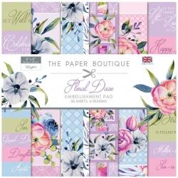 """Paper Boutique • Floral daze 8x8"""""""