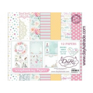 Dayka Voy A Ser Mama 12x12 Inch Paper Pack