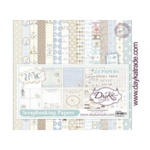 Dayka Bebe Niño 12x12 Inch Paper Pack