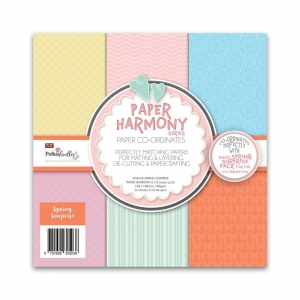 Polkadoodles Spring Harmony 6x6 Inch Paper Pack
