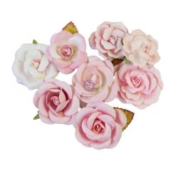 Prima Marketing Magic Love Flowers Pink Dreams