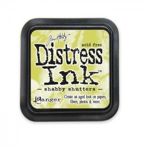 Ranger • Distress ink pad Shabby shutters