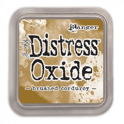 Ranger • Distress oxide ink pad Brushed corduroy