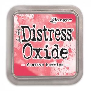Ranger • Distress oxide ink pad Festive berries