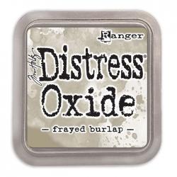 Ranger • Distress oxide ink pad Frayed burlap