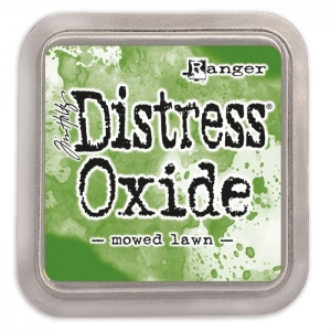 Ranger • Distress oxide ink pad Mowed lawn