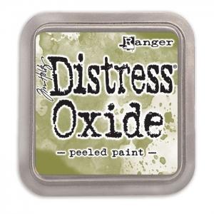 Ranger • Distress oxide ink pad Peeled paint
