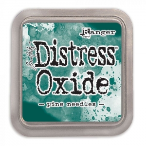 Ranger • Distress oxide ink pad Pine needles