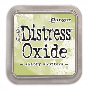 Ranger • Distress oxide ink pad Shabby shutters