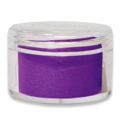 Sizzix • Embossing powder opaque Purple dusk