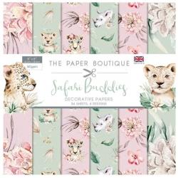 Paper Boutique • Safari Buddies paper pad