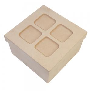 Re-Design with Prima MDF Keepsakes Box 7x7x4 Inch