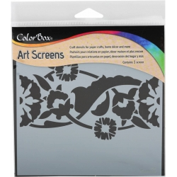 Clearsnap ColorBox Art Screens Trellis (85017)