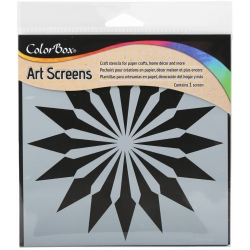 Clearsnap ColorBox Art Screens Starbust (85021)