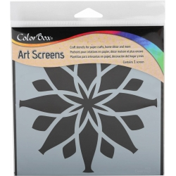 Clearsnap ColorBox Art Screens Bold Star (85023)