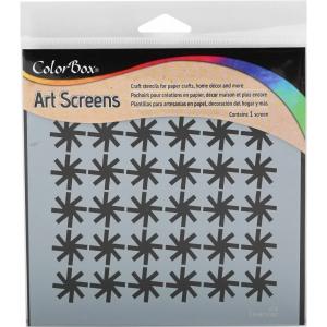 Clearsnap ColorBox Art Screens Pinwheel