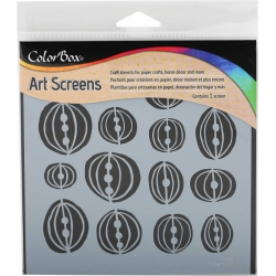 Clearsnap ColorBox Art Screens Retro (85045)