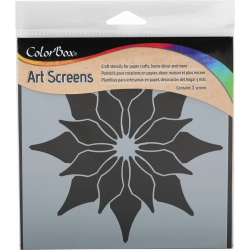Clearsnap ColorBox Art Screens Poinsettia (85036)