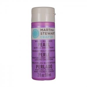 Martha Stewart • Pearl verf 59ml Gerbera