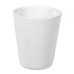 Conical Flower pot made from ceramic 10oz