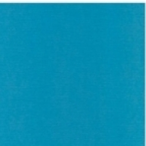 Damast Linnenkarton 30,5x30,5cm 10 vellen Turquoise