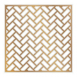 Couture Creations Parquet Tiles Background Cut, Foil and Emboss DIe
