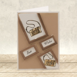 Couture Creations Cut, Foil and Emboss Nesting Negative Rectangles Dies