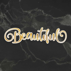 Couture Creations Beautiful Cut, Foil and Emboss Die