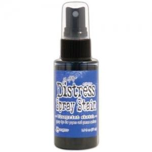 Ranger Distress Spray Stain Blueprint Sketch