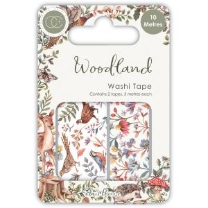 Craft Consortium Woodland Washi Tape