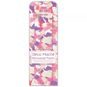 First Edition FSC Deco Mache Mark Making