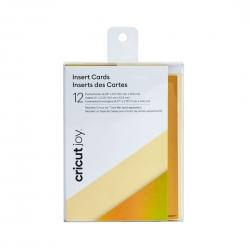 Cricut Joy Insert Cards Gold (2008044)