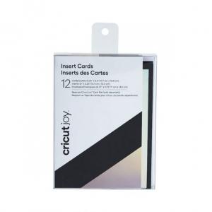 Cricut Joy Insert Cards Black