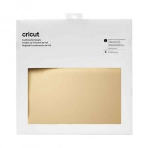 Cricut Foil Transfer Sheets Gold