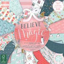 First Edition Believe in Magic 8x8 Inch Paper Pad (FEPAD216X19)