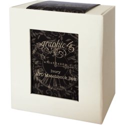 Graphic 45 ATC Matchbook Box Ivory (4501814)