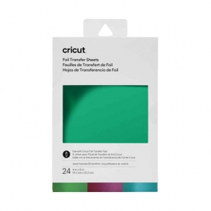 Cricut  Foil Transfer Sheets Sampler, Jewel